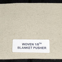 Woven 1/8, Blanket-Pusher, 18 Wide/per yd.