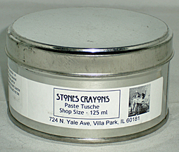 Stones Paste Tusche, 125 ml *CURRENTLY UNAVAILABLE FROM MANUFACTURER*