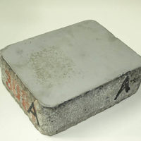 Lithography Stones