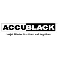 Accublack Waterproof Inkjet Film