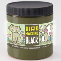Acrylic Screen Printing Inks & Additive