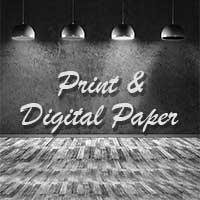 PRINT AND DIGITAL PAPER