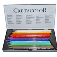 Cretacolor Aquamonolith Water Soluble Woodless Color Pencils